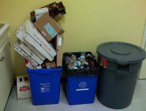 State of Affairs: Recyling
