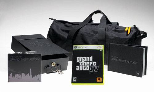 GTA4 Special Edition Packaging