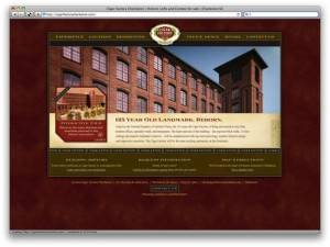 The Cigar Factory - Website & Sales Center Video