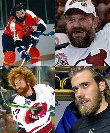 hockey beards