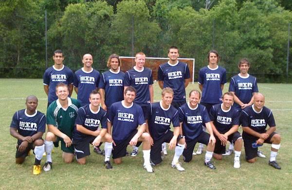 The Winning Blue Ion Football Club