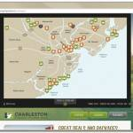 Charleston Golf Guide - Interactive Course and Hotel Map