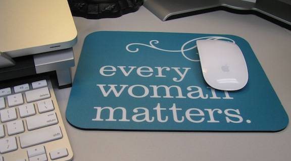 MUSC - Every Woman Matters - Blue Ion
