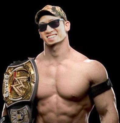 Ben Cena Pro Wrestler