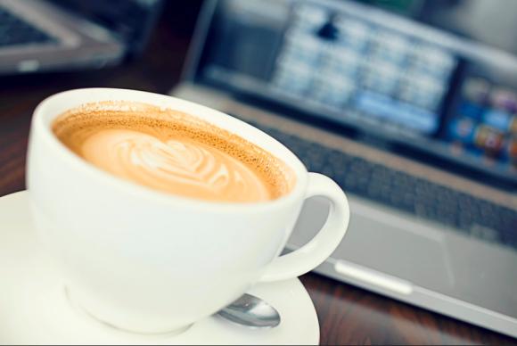 coffee-computer