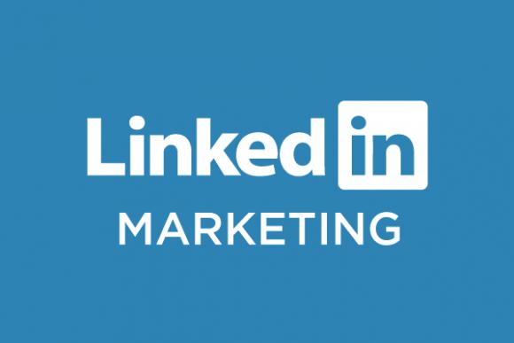 linkedin marketing logo
