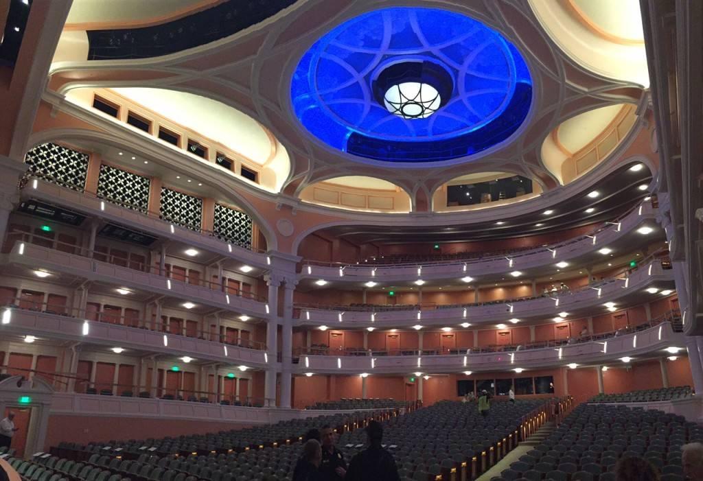 The Gaillard Center Performance Hall