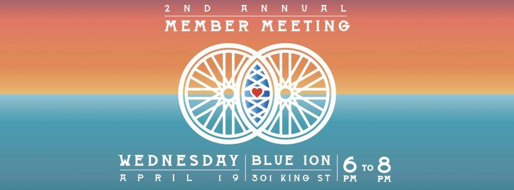 Charleston Moves member meeting banner