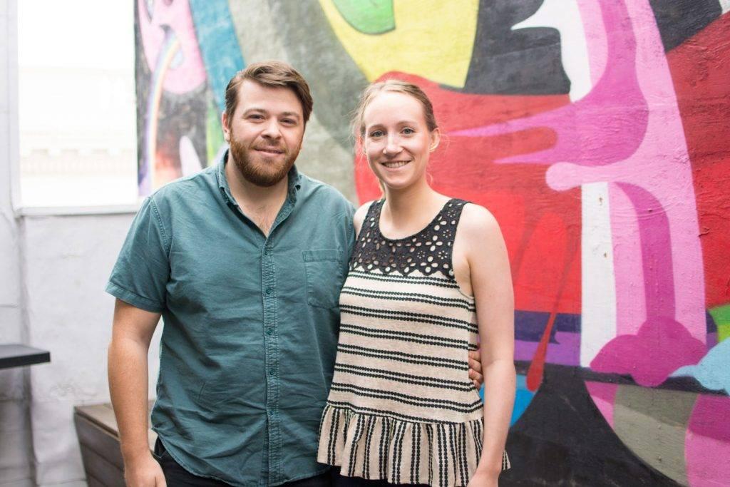 Amanda and Mike