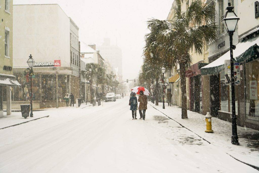 Charleston Snow