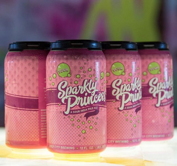 Holy City Brewery Sparkly Princess