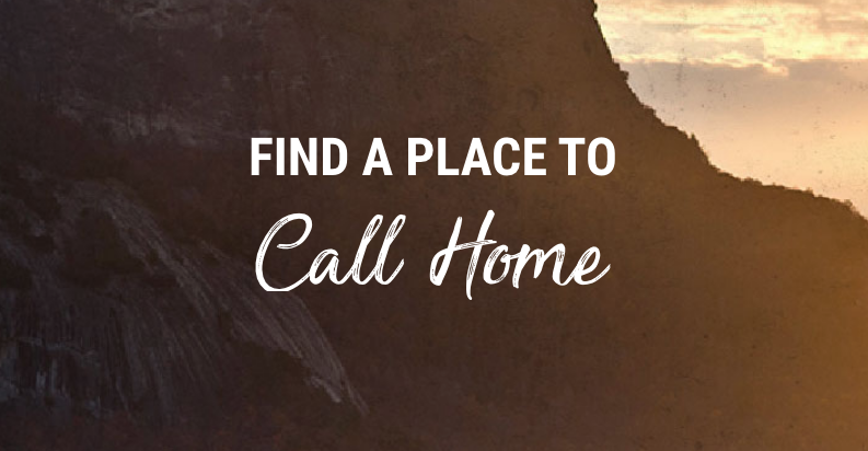Find a Place to Call Home